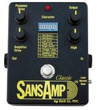 Tech 21 SansAmp Classic Reissue 2012