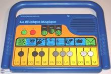 Texas Instruments Musique Magique
