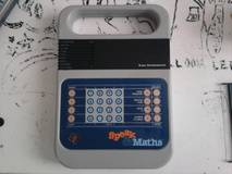 Texas Instruments Speak and Math