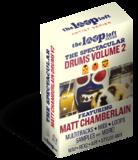 The Loop Loft Matt Chamberlain Drums Vol 2