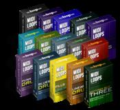 The Loop Loft MIDI Drum Loop Bundle