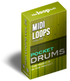 The Loop Loft Pocket Drums Vol 1