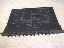 Toa D-3 Stereo Electronic Music Mixer