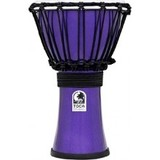 Toca Percussion Freestyle Colorsound 7'' Djembe - Metallic Indigo
