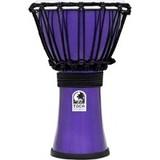 Toca Percussion Freestyle Colorsound 7'' Djembe - Metallic Indigo