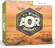 Toontrack AOR Grooves MIDI