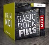 Toontrack Basic Rock Fills MIDI