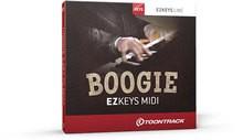 Toontrack Boogie EZkeys MIDI