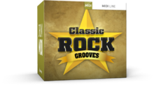 Toontrack Classic Rock Grooves