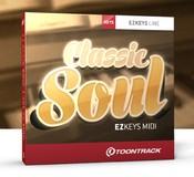 Toontrack Classic Soul EZkeys MIDI