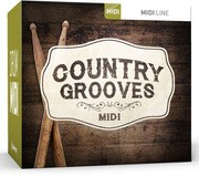 Toontrack Country Grooves MIDI