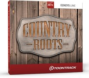 Toontrack Country Roots EZkeys MIDI