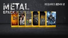 Toontrack EZmix Metal 6 Pack