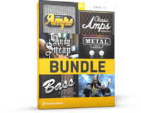 Toontrack EZmix Rock & Metal Guitar 6 Pack