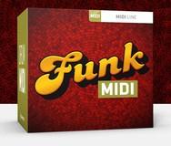 Toontrack Funk MIDI