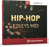 Toontrack Hip-Hop EZkeys MIDI