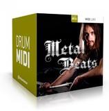 Toontrack Metal Beats MIDI