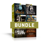 Toontrack Metal Drums MIDI 6 Pack