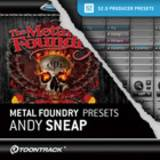 Toontrack Metal Foundry Presets - Andy Sneap