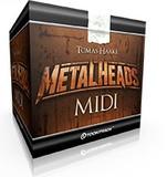 Toontrack Metalheads MIDI