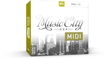Toontrack Music City USA MIDI