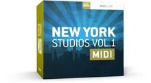 Toontrack New York Studios Vol.1 MIDI