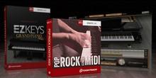 Toontrack Pop/Rock EZkeys MIDI