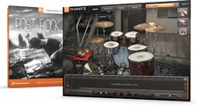 Toontrack Post-Rock EZX