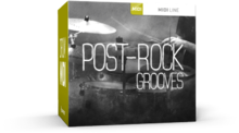 Toontrack Post-Rock Grooves