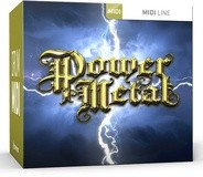 Toontrack Power Metal MIDI