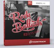 Toontrack Rock Ballads EZkeys MIDI