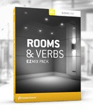 Toontrack Rooms and Verbs EZmix Pack