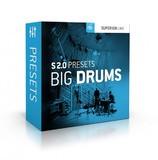 Toontrack S2.0 Presets - Big Drums