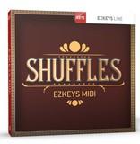 Toontrack Shuffles EZkeys MIDI