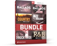 Toontrack Songwriting EZkeys MIDI 6 Pack