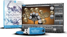 Toontrack The Progressive Foundry SDX
