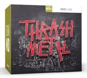 Toontrack Thrash Metal MIDI