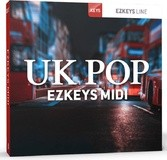 Toontrack UK Pop EZKeys MIDI