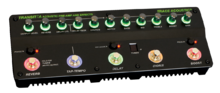 Trace Elliot Transit A Acoustic Pre-amp & Effects