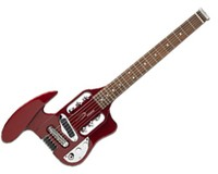 Traveler Guitar Speedster - Candy Apple Red Metallic