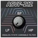 TURN2ON ASVF-212 Analog State-Variable Filter