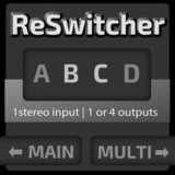 TURN2ON ReSwitcher Audio Selector