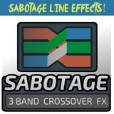 TURN2ON Sabotage 3-band crossover fx