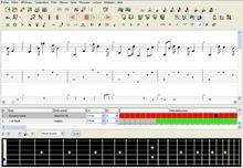 Tuxguitar 0.9.1 [Freeware]