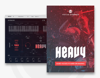 Ujam Virtual Drummer Heavy