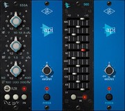 Universal Audio API 500 Series EQ Plug-In Collection