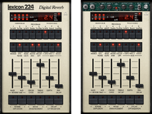 Universal Audio Lexicon 224 Digital Reverb