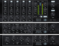 Universal Audio Precision Mix Rack Collection