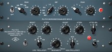 Universal Audio Pultec Pro EQ Plug-In