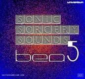 Universumkiosk Sonic Sorcery Sounds Vol 1 : bea 5
